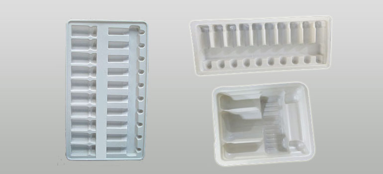 Vial, Ampoule, Tablet Blister Tray